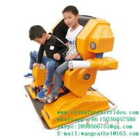 mini robot loved by kids