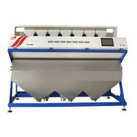 RS Rice CCD Color Sorter