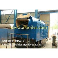 Hot Water Output and Low Pressure Pressure wood fired boiler