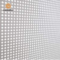 Decorative aluminum waterproof ceiling tile