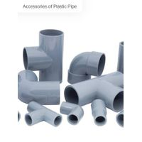 PVC Plastic Pipe Fittings thumbnail image