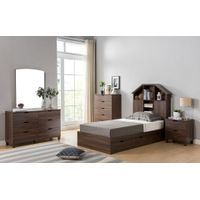 Twin 3 Drawer Chest Bed Y1502T