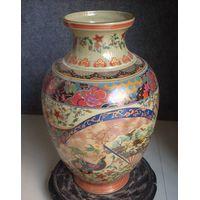 Oriental Chinese porcelain vase (WRYBG03)