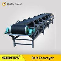 Mineral Transportation Belt Conveyor Machine thumbnail image