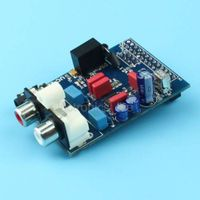 HIFI DAC Audio Sound Card Module I2S interface for Raspberry pi B