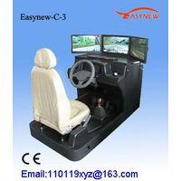 3D car driving simulator thumbnail image