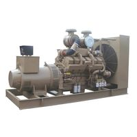 Three Phase CUMMINS Diesel Generator Set 800KVA