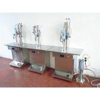 semi-automatic aerosol filling machine thumbnail image