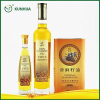 100% Pure Flaxseed Oil Linseed Oil Edilbe Oil