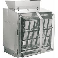 6 Head compact electronic weigher
