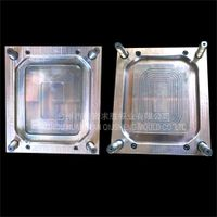 Transparent rectangle bread boxes plastic mould