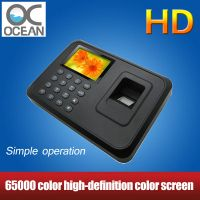 OC005-11 Fingerprint Time Attendance Rrcording Machine