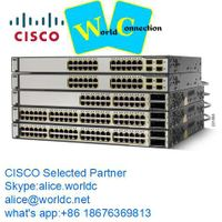 Cisco Catalyst 2960 Series 48 port POE LAN Base Network Switch WS-C2960X-48LPS-L thumbnail image