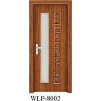 kitchen door, glass door, room door