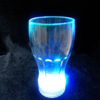 custom led flashing light cup for party
