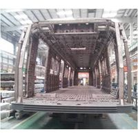 Railway car assembly welding system