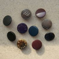 snap button for garments