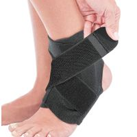 Ankle Brace Adjustable Compression Ankle Support Wrap Strap for Sports Protect thumbnail image