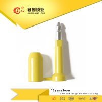 Tamper proof self sealing high quality container bolt seals for sale