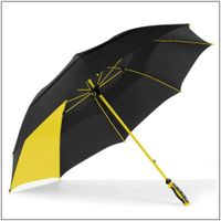 Custom Weatherproof Print OEM Golf Umbrella With Logo