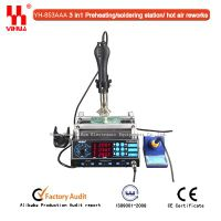 YIHUA 853AAA BGA perheating rework station