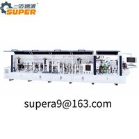 Hot air seamless edge banding machine F586G