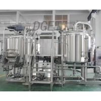 2000L stainless steel industrial large scale beer brewing equipment