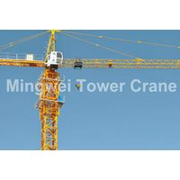 Mingwei High Quality Tower Crane China Supplier TC5516 Max. Load:8T thumbnail image
