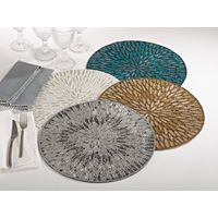 direct source factory beaded placemat beaded coaster beaded table linens