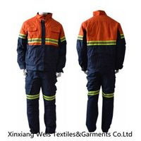 Fire Rated fr Cotton Coveralls/ safety clothing thumbnail image