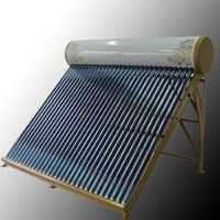 Colored Steel Non-pressurized Solar Water Heater thumbnail image