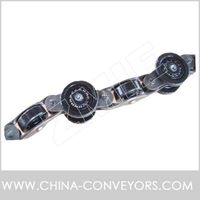 Overhead Enclosed Track Chain