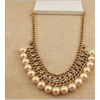 Hot Sell Pearl Design Women Necklace