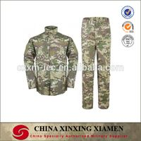 ACU army uniform in Universal Camo Pattern Military Camouflage Uniform
