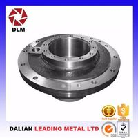 OEM Alloy Investment Casting Parts for Construction Machinery