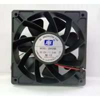 Manufacturers supply JDH12038/12V 6000RPM Server cooling fan