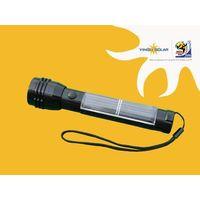Solar Flashlight JS-02