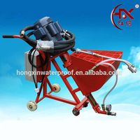HX-760 Cement Spray Wall Plastering Machine Concrete Pump