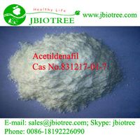 Manufacturer supply: Acetildenafil/Cas No.5831217-01-7