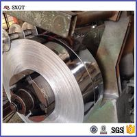 Packing Deduction Used 0.7mm Galvanized Steel Strips
