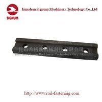 Bs80A Bs100A Rail Fish Plate for Railroad Construction thumbnail image