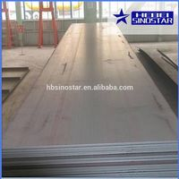 2015 hot sale SS400 Q235 Q345 Hot Rolled Stainless Steel Sheets/plates with Best Price in China