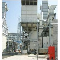 80 MW LM2500 + Dual Fuel Gas Turbine Power Plant