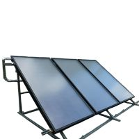 Split Compact Flat Plate Domestic Solar Water Heater System