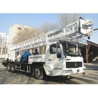 BZC400ZYII truck mounted drilling rig