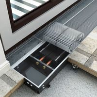 TOP QUALITY HAVC Floor Heating Convector thumbnail image