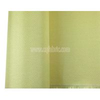 170g/m2 1670 Denier Kevlar Fiber Plain Woven Fabric|Aramid 0.23mm Thick 5/5 Threads/cm Warp/Weft Wea