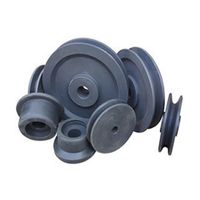 Custom Nylon Pulley/ Plastic Pulley/ Rubber Parts thumbnail image