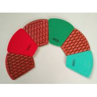 4inch10mm Wet Used Flexible Diamond Polishing Pads For Angle Grinder Engineered Stone thumbnail image