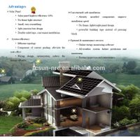 Csun 5000W Home Solar Grid-Tied System For Home Appliances